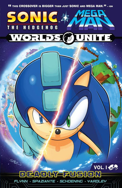Sonic / Mega Man: Worlds Unite Volume 1