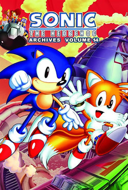 "Sonic the Hedgehog ""ARCHIVES"" - Vol 14"