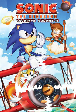 "Sonic the Hedgehog ""ARCHIVES"" - Vol 15"