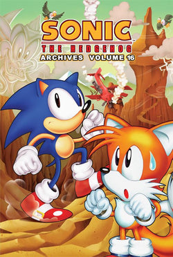 "Sonic the Hedgehog ""ARCHIVES"" - Vol 16"