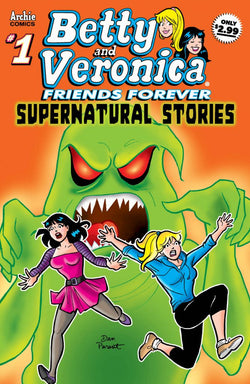 Betty & Veronica Friends Forever #1: Supernatural Stories