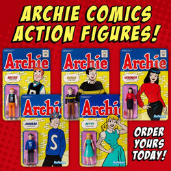 Archie ReAction Figures