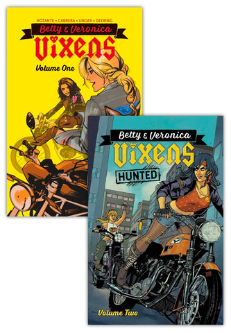 VIXENS GRAPHIC NOVEL BUNDLE