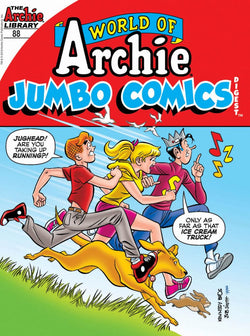 World of Archie Jumbo Comics #88