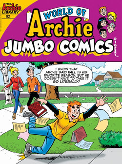 World of Archie Jumbo Comics #92