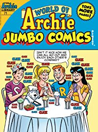 World of Archie Jumbo Comics #71