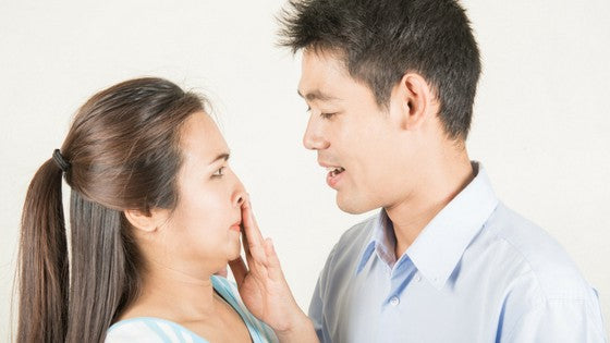 How to Tell a Loved One They Have Bad Breath