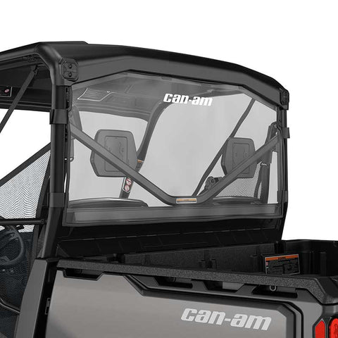 Rear Wind Protection -SSV