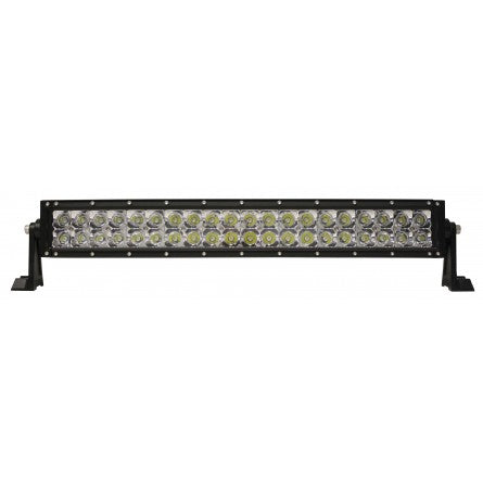 Speed Demon Curved Dual Row LED Light Bar DRCX