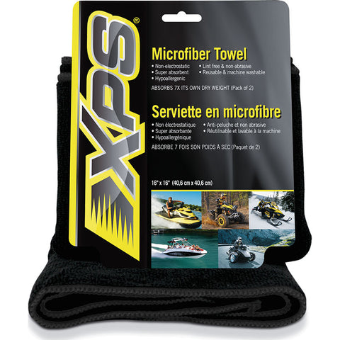 XPS Microfiber Towels