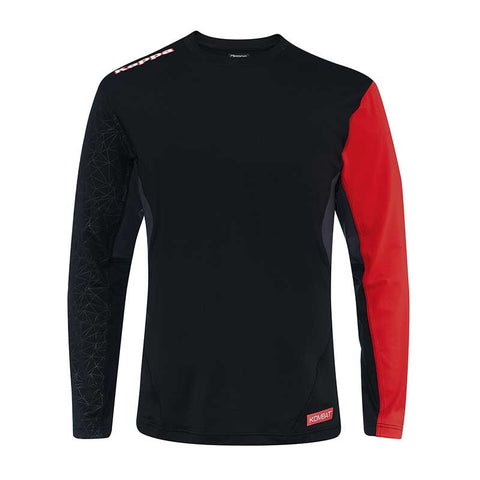 Kappa Kombat Technical Long Sleeve Compression Shirt