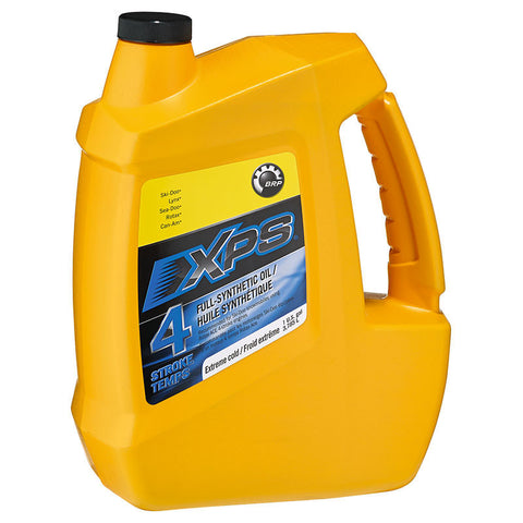 XPS 4-Stroke Synthetic Oil Extreme Cold Grade