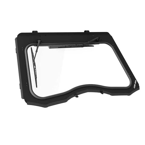 Glass Windshield with Wiper & Washer Kit*
