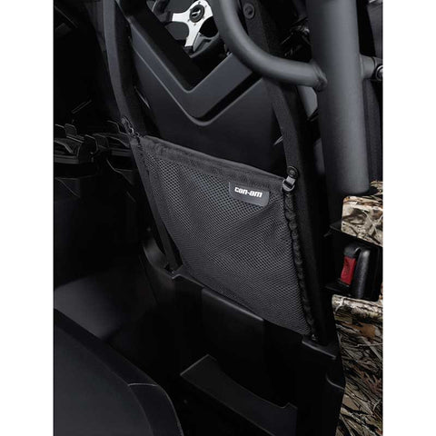 Backrest Rear Storage