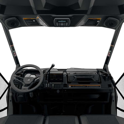 Complete Overhead Audio System - Defender