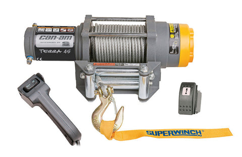 Can-Am Terra 45 Winch by Superwinch