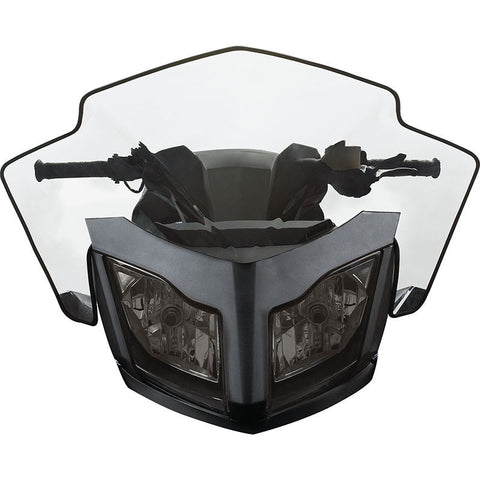 Sport Performance Flared Windshield - REV-XR, REV-XU*