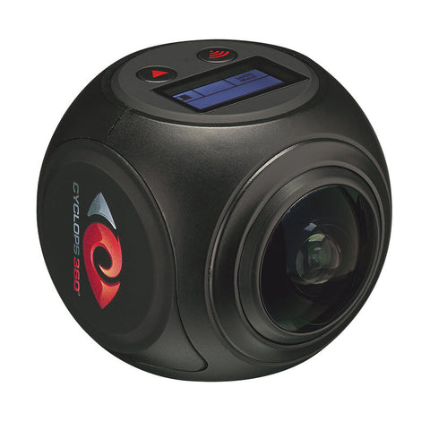 CYCLOPS 360° Panoramic HD Video Camera*