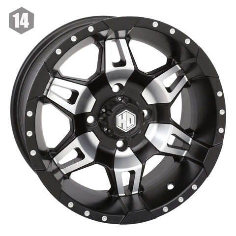 STI HD Alloy HD7 Rim