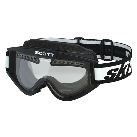Ski-Doo Holeshoe Over the Glasses Goggles by Scott*