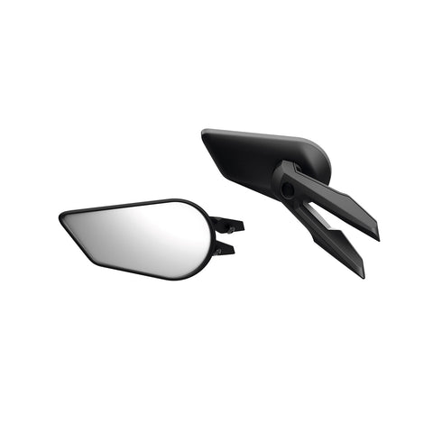 Windshield-Mount Mirrors - (REV Gen4 with medium & higher windshields)*