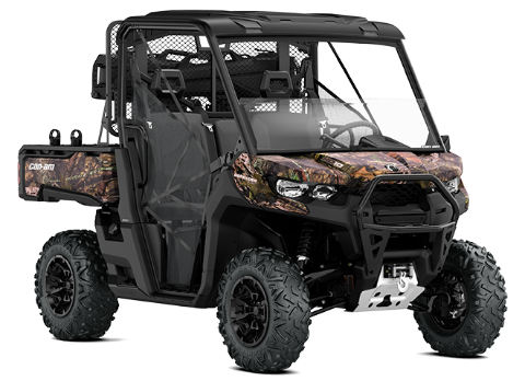 2019 Defender Mossy Oak Hunting Edition