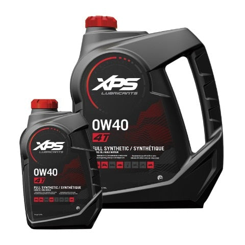 XPS 4-Stroke Synthetic Oil - All Climate Grade*
