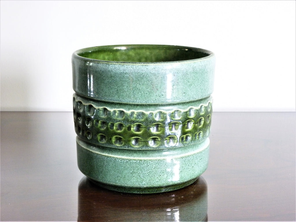 Spara planter, jade green