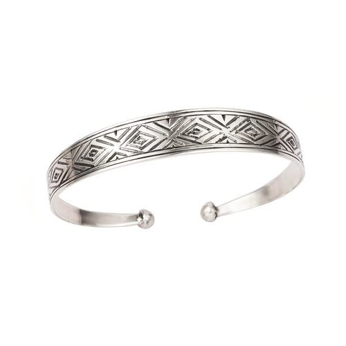 Zeus Bangle - Talisman Collective