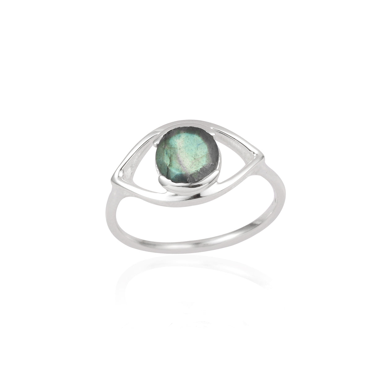 Athena's eye Ring - Talisman Collective