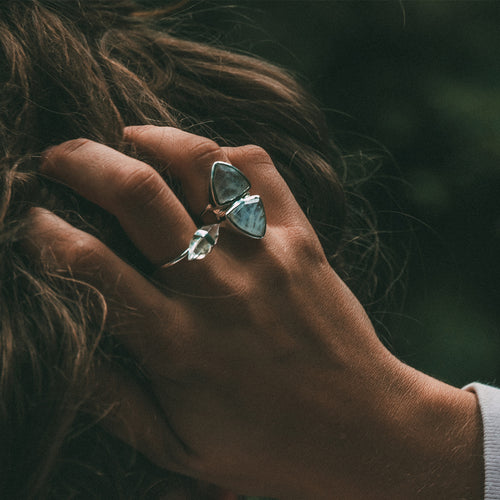 Artemis Ring - Talisman Collective