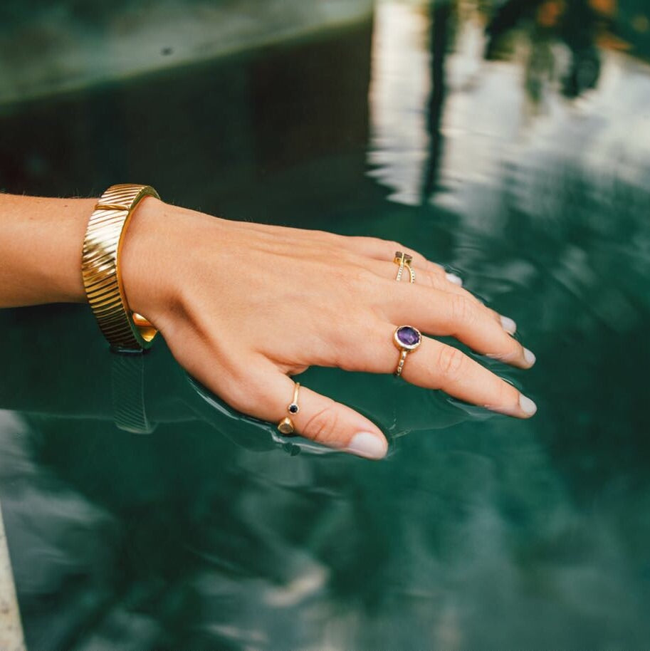 Demeter Ring - Talisman Collective