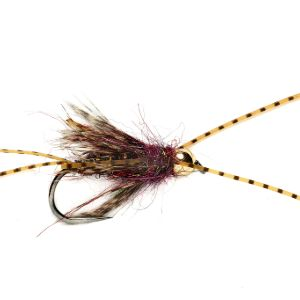 Newbury's Nuckle Dragging Salmonfly - Conejos River Anglers