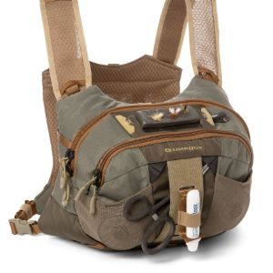 UMPQUA ZS2 OVERLOOK 500 CHEST PACK - Conejos River Anglers