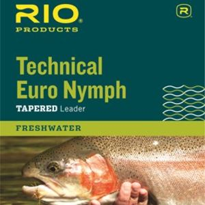 Rio Technical Euro Nymph Leader - Conejos River Anglers