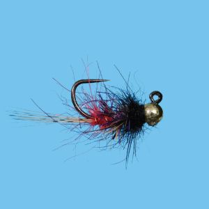 Tungsten Jig Red Butt - Conejos River Anglers