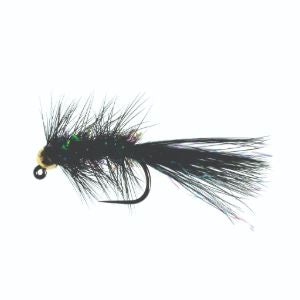 Jiggy GB Crystal Bugger - Conejos River Anglers