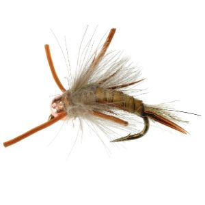 Schmidt TCB TDJ Golden Hare's Ear with legs - Conejos River Anglers