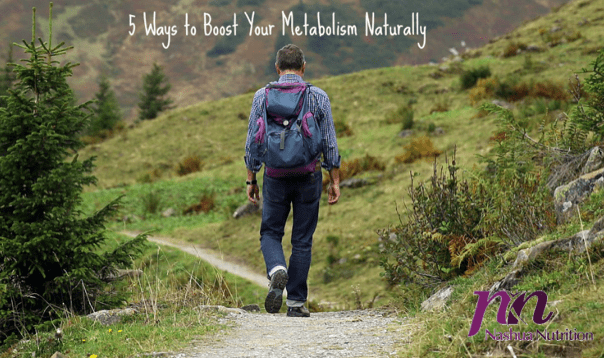 5 Ways to Boost Your Metabolism Naturally