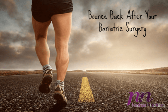 Bounce Back After Your Bariatric Surgery