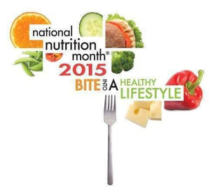 National Nutrition Month: Plan to Better Health