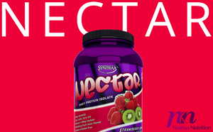 Syntrax Nectar Blends High-Quality Protein with Exotic Flavors