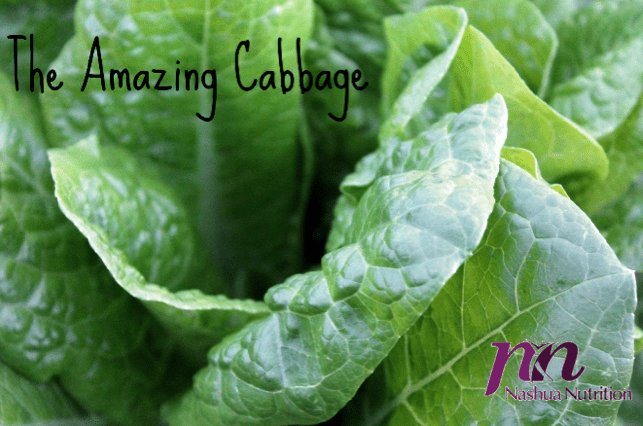 The Amazing Cabbage