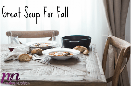 Great Fall Soups
