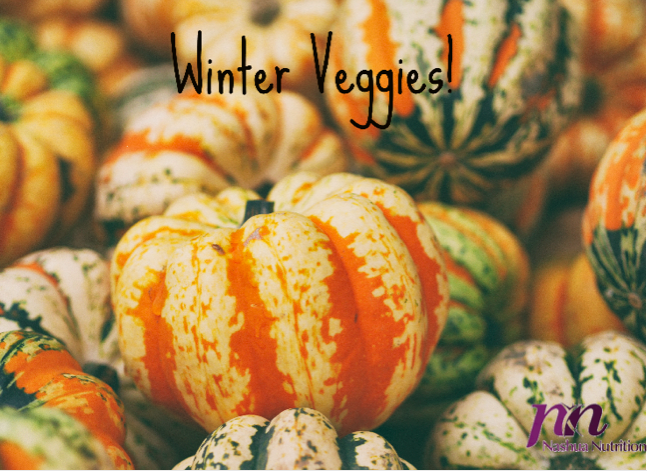 Winter Veggies!