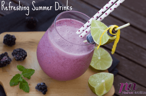Refreshing Summer Drinks!