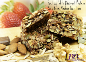 Fuel Up With Discount Protein Bars