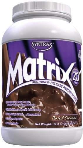What Types of High-Quality Protein Are Used in Syntrax Matrix?
