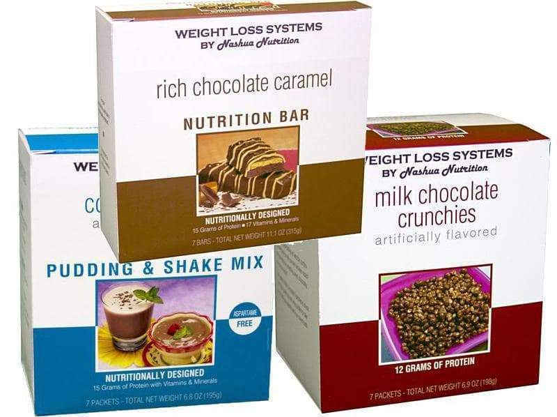 Weight Loss Systems: The Healthy Way to Indulge Your Sweet Tooth
