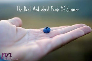 The Best And Worst Foods Of Summer